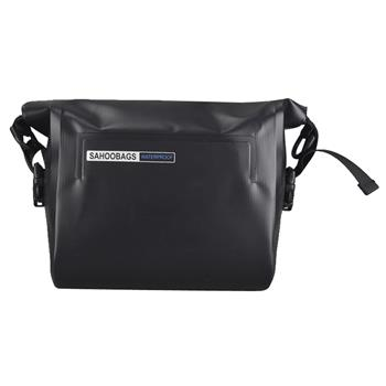 SAHOO 111361-SA Model 111361 Bicycle Waterproof Handlebar Bag Black