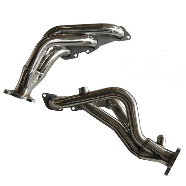 STAINLESS RACING HEADER EXHAUST MANIFOLD FOR NISSAN FRONTIER XTERRA 3.3L V6