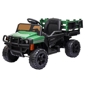 LEADZM LZ-926 Off-Road Vehicle Battery 12V4.5AH*1 with Remote Control Green