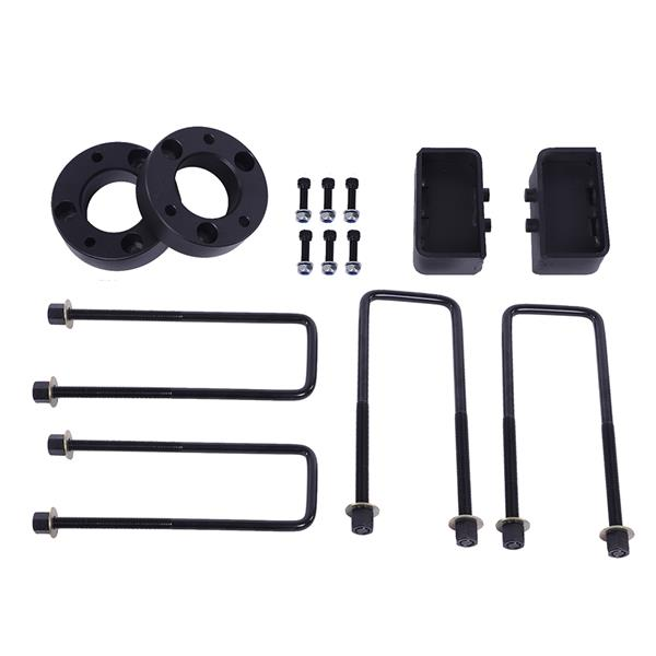 """2.5"""" Front and 2"""" Rear 提升件 for 2004-2016 Ford F150 4WD"""