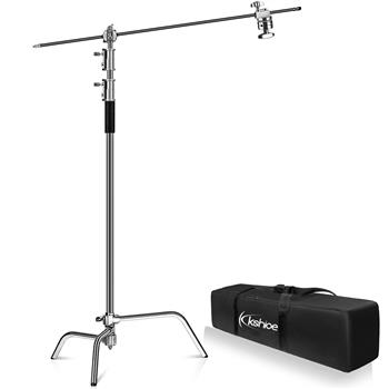 """Kshioe C-1 40"""" Adjustable Lamp Holder with Holding Arm(Do Not Sell on Amazon)"""