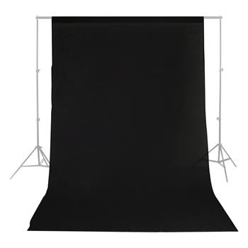 Kshioe 1.6*3m Non-woven Fabrics Black(Do Not Sell on Amazon)
