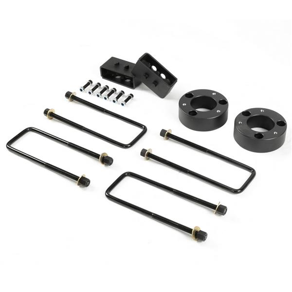 "3"" Front   1"" Rear Leveling Lift Kit Black 4WD Off Road For 2004-2020 Ford F150"