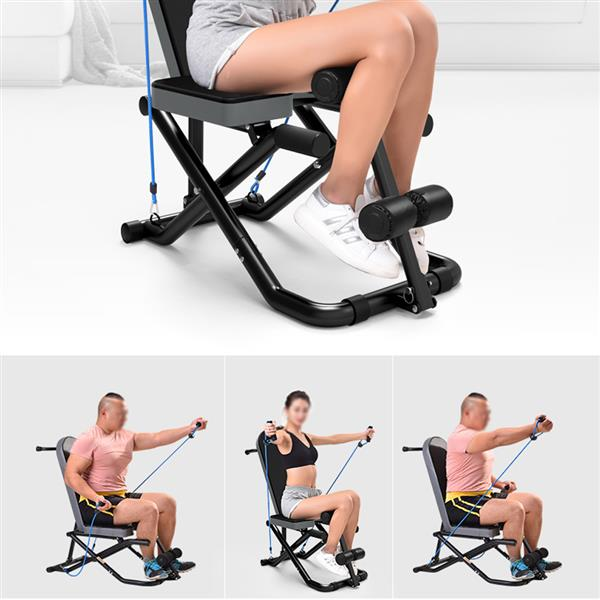 Home Use Multi-functional Fitness Yoga Inversion Table Chair Folding 150KG Heavy Duty