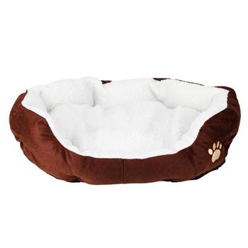 Cotton Pet Warm Waterloo with Pad Coffee M Size