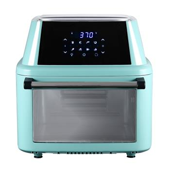 ZOKOP KAFO-1800A-D1 120V 16 L Air Fryer 1800W Mint Green