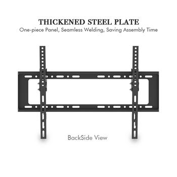 "LEADZM 32-70"" Wall Mount Bracket TV Stand TMW798 with Spirit Level"
