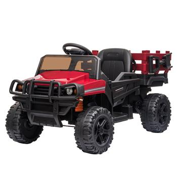 LEADZM LZ-926 Off-Road Vehicle Battery 12V4.5AH*1 with Remote Control Red