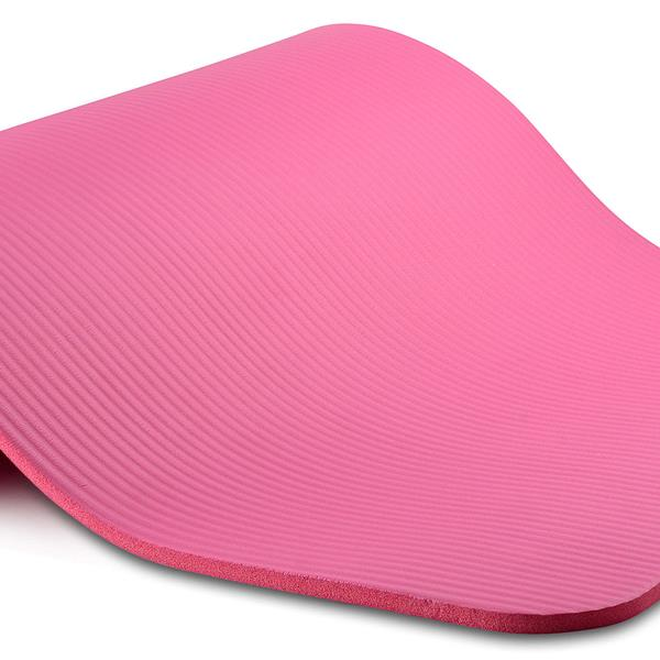 Ban on Amazon platform salesBalanceFrom GoYoga All-Purpose 1/2-Inch Extra Thick High Density Anti-Tear Exercise Yoga Mat with Carrying Strap, Pink