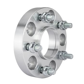 """2Pcs 1"""" thick 5x120 to 5x120 Hubcentric Wheel Spacers fits M3 Z3 535i 740i 735iL"""