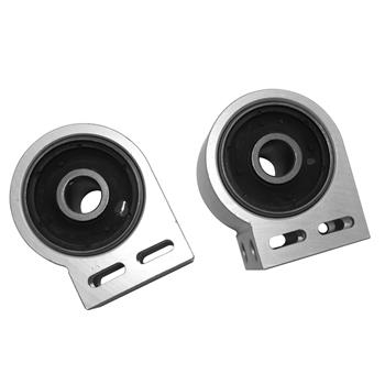 Front Lower Rearward Control Arm Bushing Pair 2pc for Equinox Torrent Vue XL-7