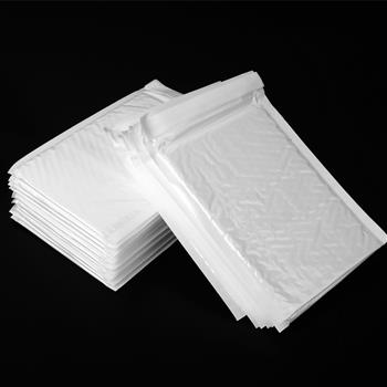 "Pearlite Membrane Bubble Mailer Padded Envelope Bag 4""x 8"" (Available Size 18*10cm) 100 PCS / Bag # 000"