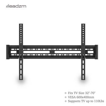 "LEADZM 32-65"" Wall Mount Bracket TV Stand TMW003 with Spirit Level"