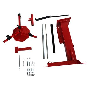 Multiple Tire Changer Red