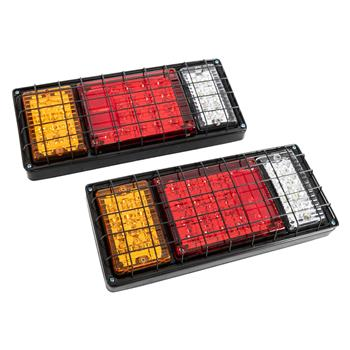 2pcs 40 LED Stop Tail/Turn Signal Light 10-30V