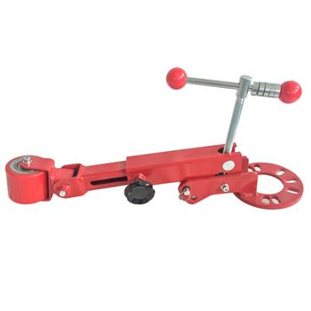 Professional Mechanical Automobile Roll Fender Repair Tool Red