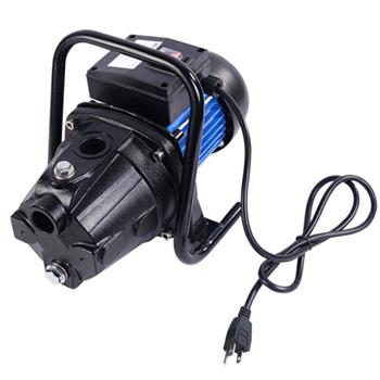1200W 1000L/H Self-absorption Stainless Steel Water Garden Pump Black & Blue