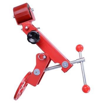 Fender Roller Tool Lip Rolling Extending Tools Auto Body Shop Red