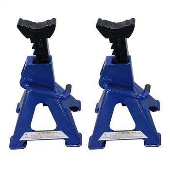 3 Tons  Jack Stands Blue Steel New