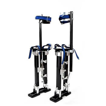 "24"" - 40"" AL-Alloy Stilt Black"