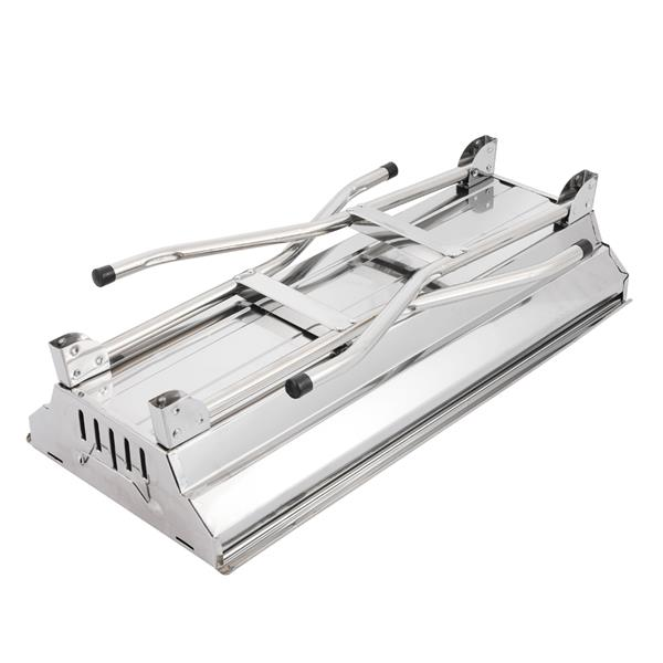 Portable Stainless Steel Grill (Standard Configuration)