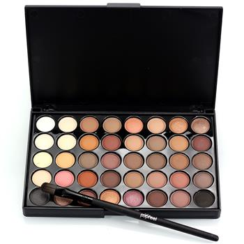 Popfeel 40 Colors Makeup Eyeshadow Palette