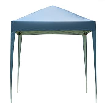 2 x 2m Practical Waterproof Right-Angle Folding Tent Blue