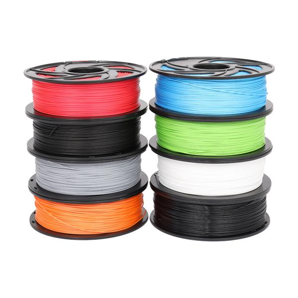 1.75MM 1KG 3D Printing Consumables PLA White