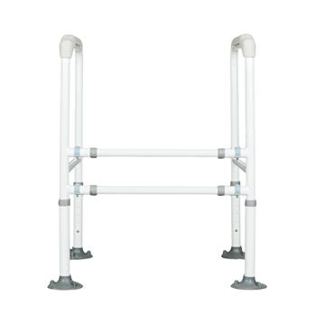 Stand Alone Toilet Safety Grab Rail