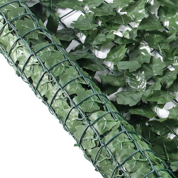 1.5*3m Outdoor Fence Maple Leaf Single Pack