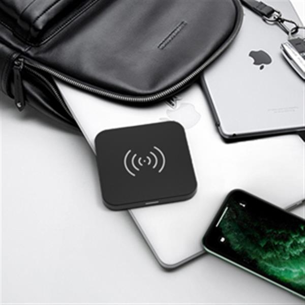 CHOETECH Wireless Charger (2 Pack),10W Max Qi-Certified Fast Wireless Charging Pad Compatible with iPhone 11/11 Pro/11 Pro Max/XS Max/XS/X/8, Samsung