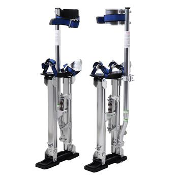 "15"" - 23"" AL-Alloy Stilt Silver"