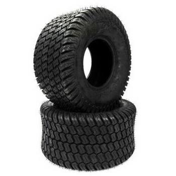 [Set of 2]20x8-10 P332 4PLY Turf Tractor Mower Tire Tubeless 895Lbs