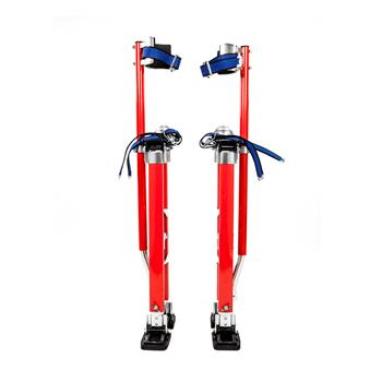 "24"" - 40"" AL-Alloy Stilt Red"