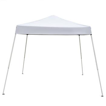 2.5 x 2.5m Portable Home Use Waterproof Folding Tent White