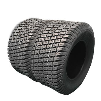 2* P332 Turf Tires Lawn and Garden Mower Construction Type B PSI 14 23x10.50-12