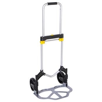 2121G Oversized Luggage Cart Black