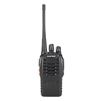 2pcs BF-888S 5W 400-470MHz 16-CH Handheld Walkie Talkies Black(Do Not Sell on Amazon)