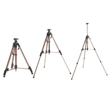 New Artist Aluminum Alloy Folding Hand Easel Light Weight And Carry Bag Large Size