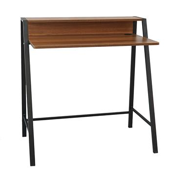 Modern Simple Design Two Tiers Computer Desk Coffee