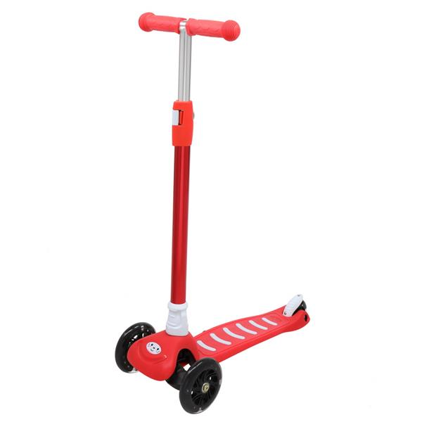 Three Wheel Scooter Red