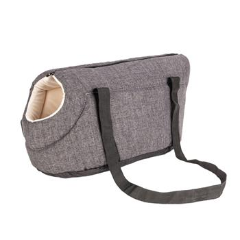 Light Pet Carrier Cat / Dog Comfort Travel Bag Gray M