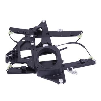 Front Right Power Window Regulator without Motor for 03-06 Ford Expedition / Lincoln Navigator