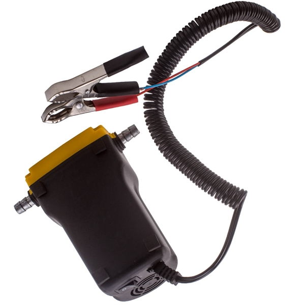 12v 5A Electric Motor Oil Diesel Extractor Scavenge Suction Transfer Change Pump