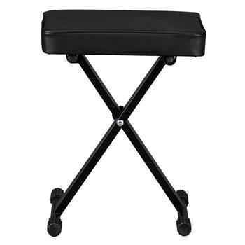 [Do Not Sell on Amazon]Glarry Foldable 3-levels Piano Bench Electronic Bench