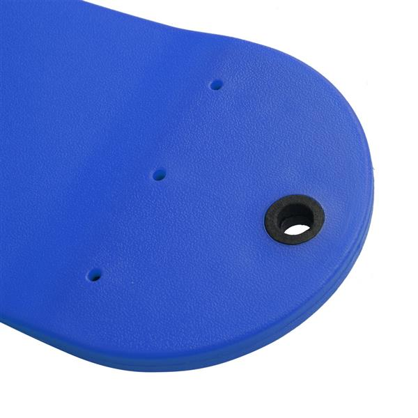 Heavy Duty Swing Seat Set Accessories Replacement Swings Slides Gyms Outdoor Blue