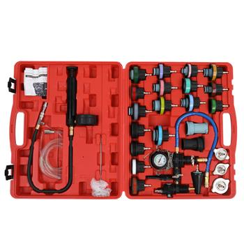 28-Piece Tool Kit Home/Auto Repair Hand Tool Set, with Portable Toolbox