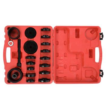 23-Piece Tool Kit Home/Auto Repair Hand Tool Set, with Portable Toolbox