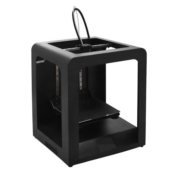 3.5 Inch Touch Screen Auto-leveling Pause Resume Printing Desktop 3D Printer with Crystal Glass Platform