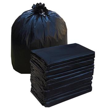 "Ultra-thick Garbage Bag 148*97cm (58"" x 38"") 3mil 25 pcs/box Black"